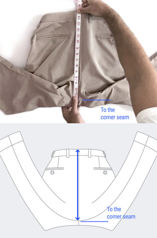 crotch-back