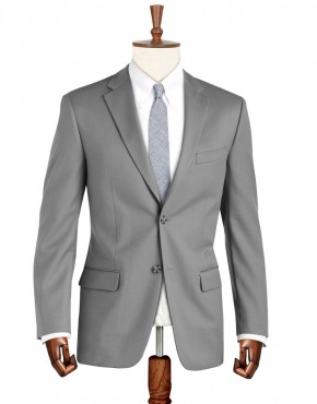 2-twill-light grey-jacket