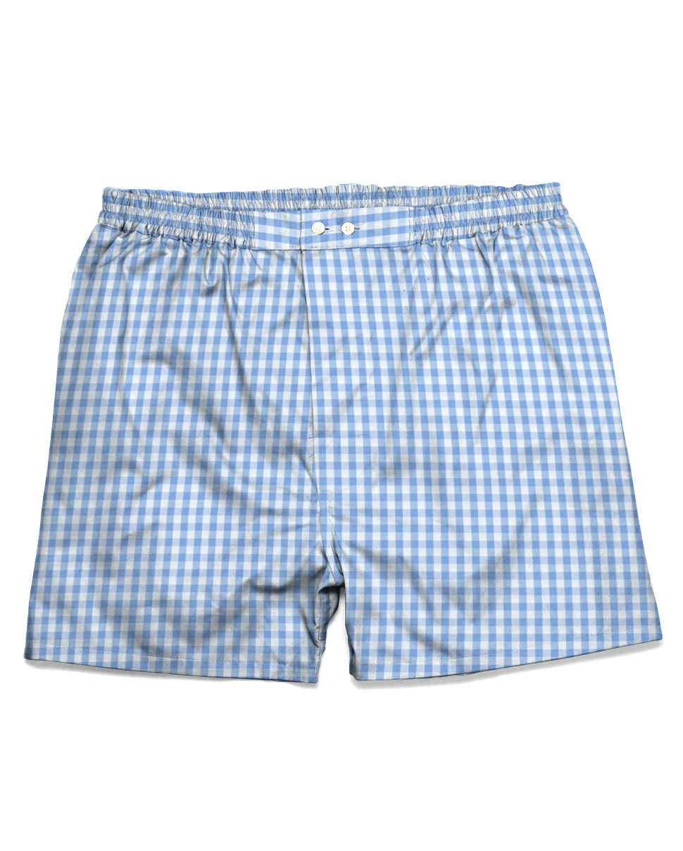Men's boxer shorts are a good choice for those who prefer loose fitting underwear. Most of the boxer shorts that we sell are % cotton. Cotton is a soft, absorbent, and lightweight fabric that is perfect for comfortable underwear.