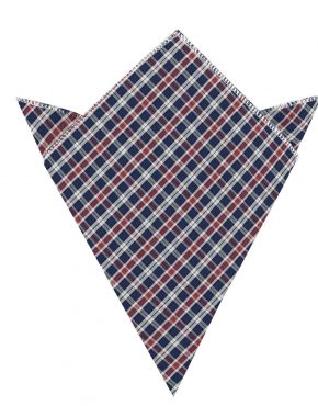 12AW30RED-pocket-square 1